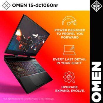 HP OMEN 15-DC1060NR undertaker tec store (2)