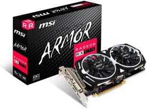 AMD RADEON RX 570 8GB undertaker tec store