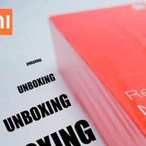 unboxing de celulares